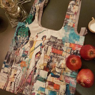 Shopping bag/ handlenett